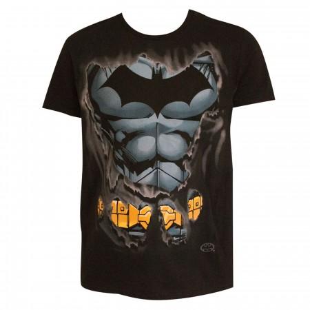 Batman Costume Suit Men's T-Shirt