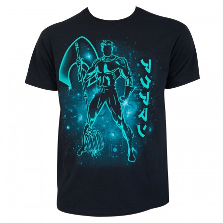 Aquaman Movie Arthur Curry Men's T-Shirt