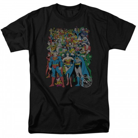 DC Comics Original Universe Men's T-shirt