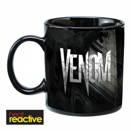 Venom Heat Changing 20oz Mug