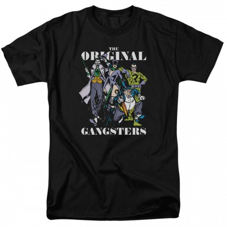 Original Gansters Batman's Villians Men's T-shirt