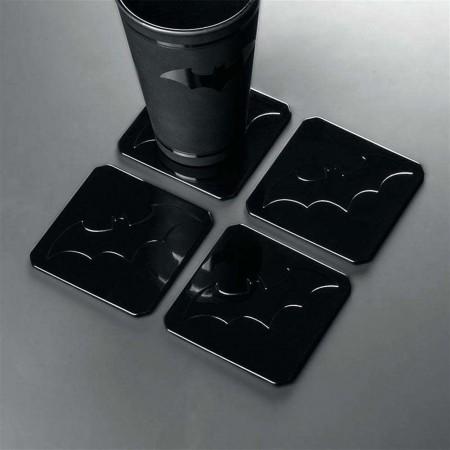 Batman Metal Coasters