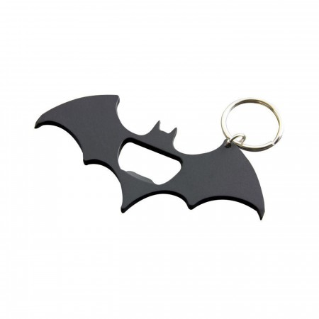 Batman Key Ring Bottle Opener with Screwdriver