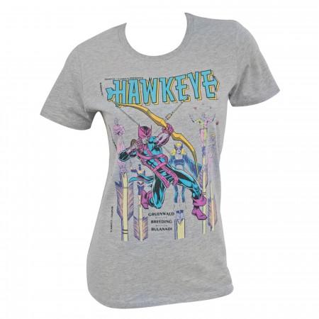 Hawkeye Cover Women's T-Shirt