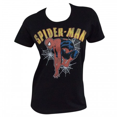 Spider-man Swing Women's T-shirt