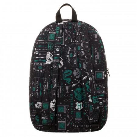 Harry Potter Slytherin House Backpack
