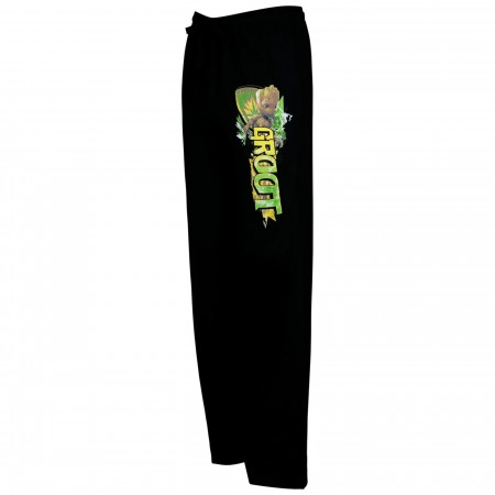 Guardians of the Galaxy Groot Sleep Pants