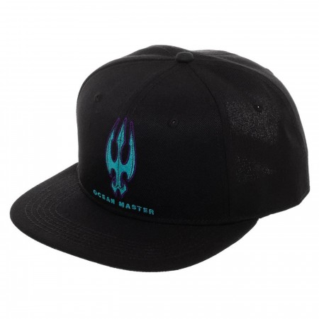 Ocean Master Aquaman Movie Snapback Flatbill Hat