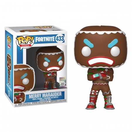 Pop! Games: Fortnite -Merry Maruader Figure