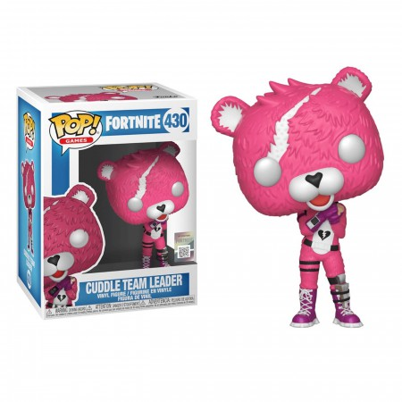 Pop! Games: Fortnite - Cuddle Team Leader Figure