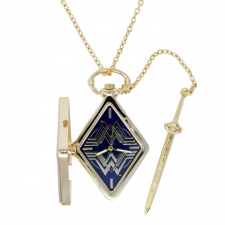 Wonder Woman Locket Necklace