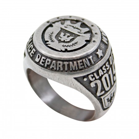 Batman Gotham Police Department Class Ring