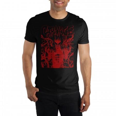 Carnage Tendrils Men's T-Shirt