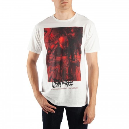Carnage Ultimate Insanity Men's T-Shirt