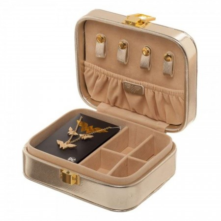 Wonder Woman Jewelry Set & Case