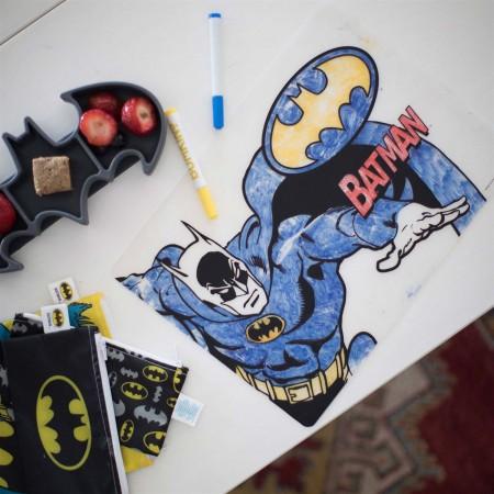 Batman Dry Erase Placemat