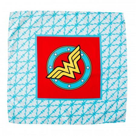 Wonder Woman Classic Symbol Bandana