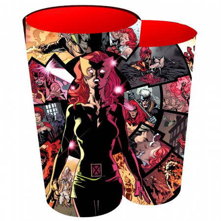 X-men Jean Grey Shattered Dark Phoenix Ceramic Pint Glass
