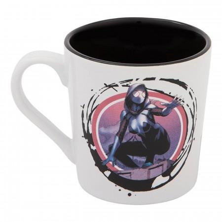 Marvel Spider-Gwen 12 oz. Ceramic Mug