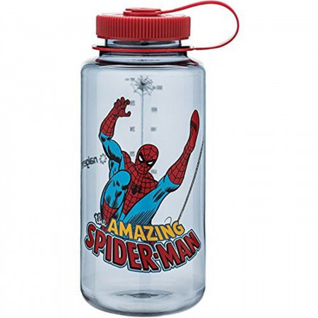Spider-Man in Action Nalgene Tritan™ 32oz Water Bottle