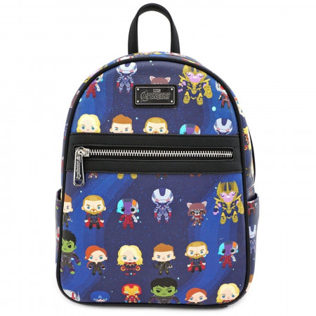 New Avengers Chibi Mini Backpack