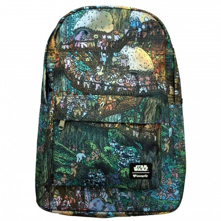 Star Wars Celebration on Endor Backpack