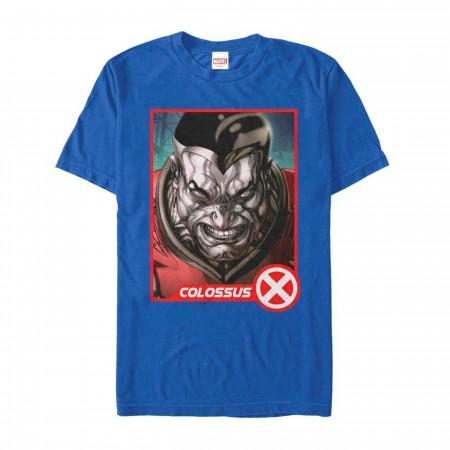 Colussus Profile X-men Men's T-Shirt