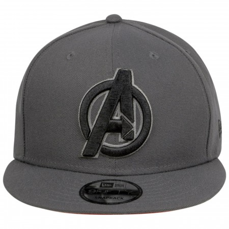 "Avengers Endgame Movie ""A"" 9Fifty Adjustable Hat"