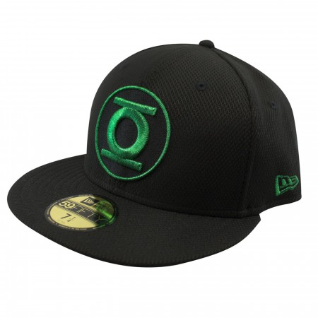 d609cd0b Green Lantern Symbol 59Fifty Fitted Hat