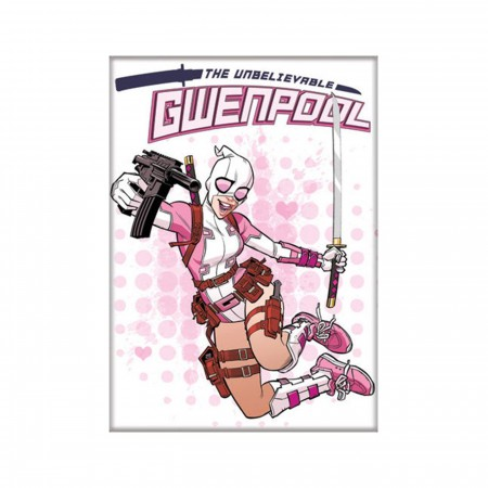 Gwenpool Magnet