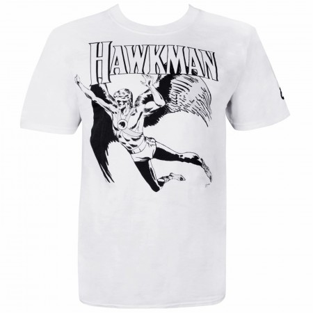 DC Comics Hawkman by Joe Kubert Men's T-Shirt