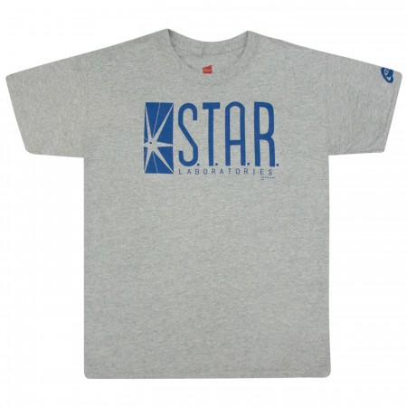 Star Laboratories Grey Youth T-Shirt