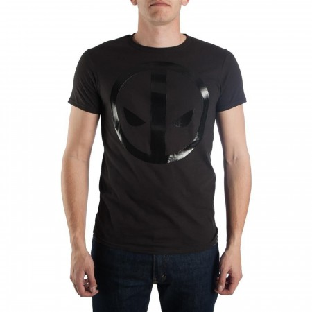 Deadpool Gel Print Men's Packaged T-shirt