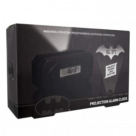 Batman Projection Alarm Clock V2