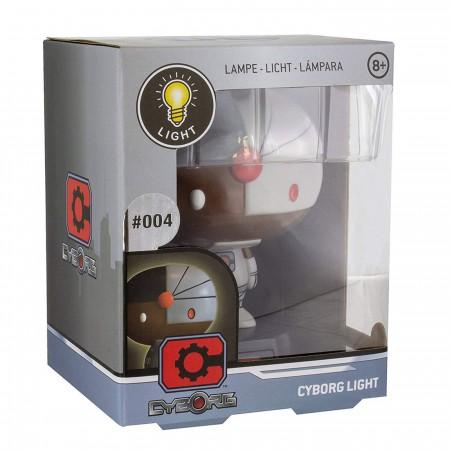 Cyborg 3D Character Light
