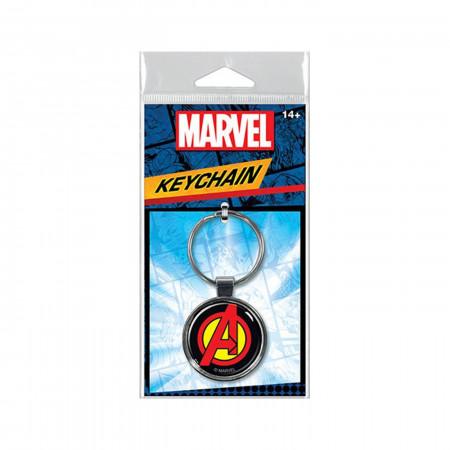 Avengers Symbol Keychain