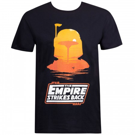 Cloud City Boba Fett Star Wars Men's T-Shirt