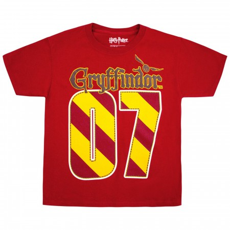 Harry Potter Gryffindor MVP Youth T-Shirt