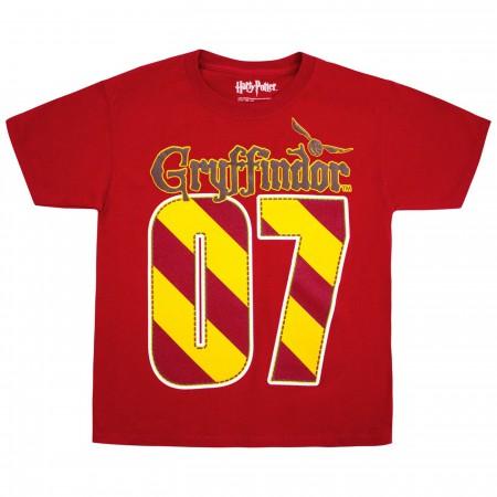 Harry Potter Gryffindor MVP Youth T-Shirt