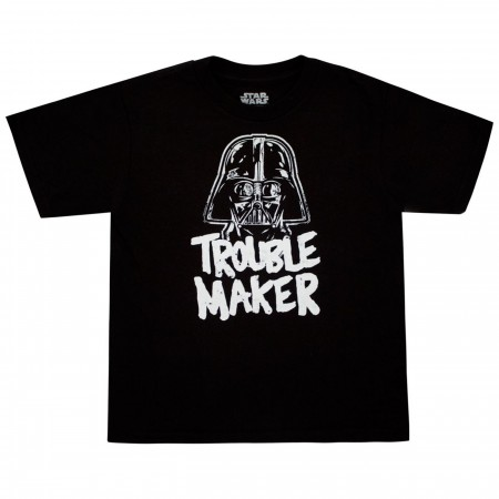Star Wars Darth Vader Trouble Maker Toddler T-Shirt