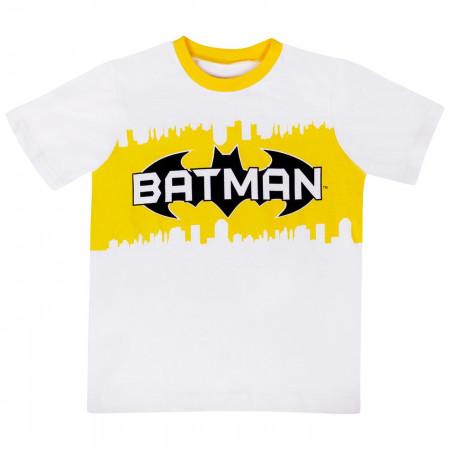 Batman Kids Short Set