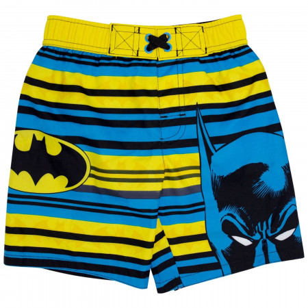 Batman Toddler Swim Trunks
