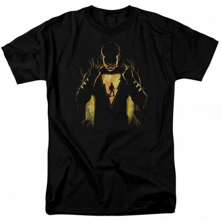 Shazam Movie What's Inside Men's T-Shirt