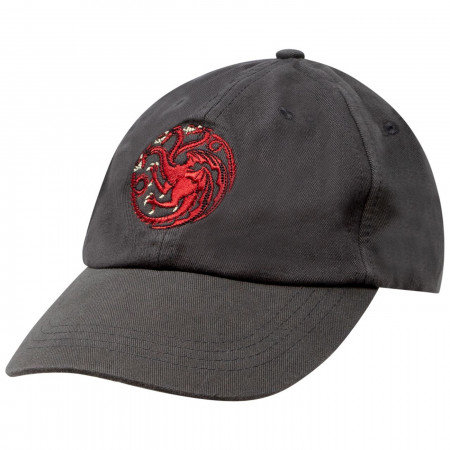 Game of Thrones Targaryen Sigil Dad Hat