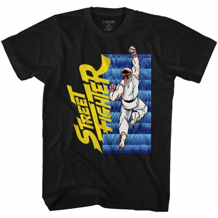 Street Fighter Ryu Uppercut T-Shirt