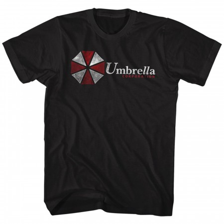 Resident Evil Umbrella Logo T-Shirt