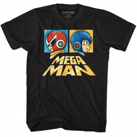 Mega Man Boxy T-Shirt