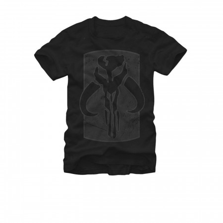 Mandalorian Logo Star Wars Men's T-Shirt