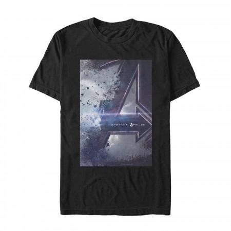 Avengers: Endgame Movie Poster Men's T-Shirt
