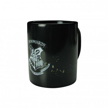 Harry Potter Hogwarts Heat Change Mug